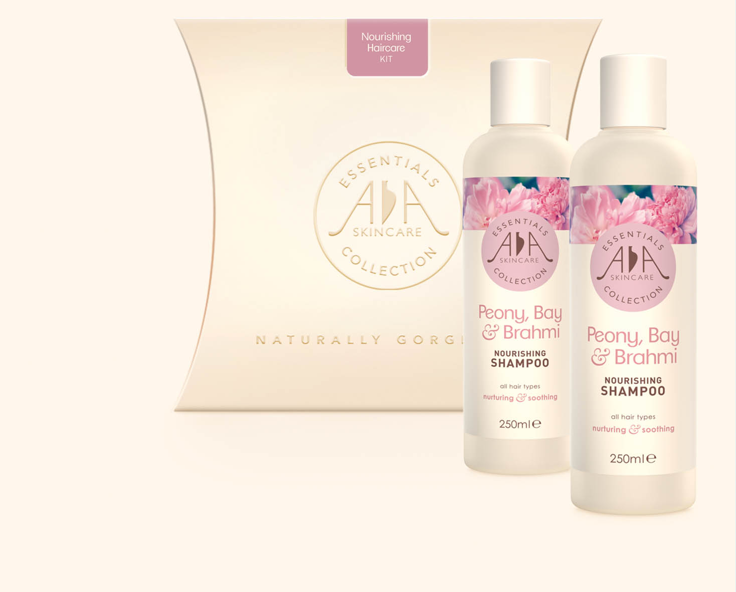 Nourishing Haircare Kit - AA Skincare