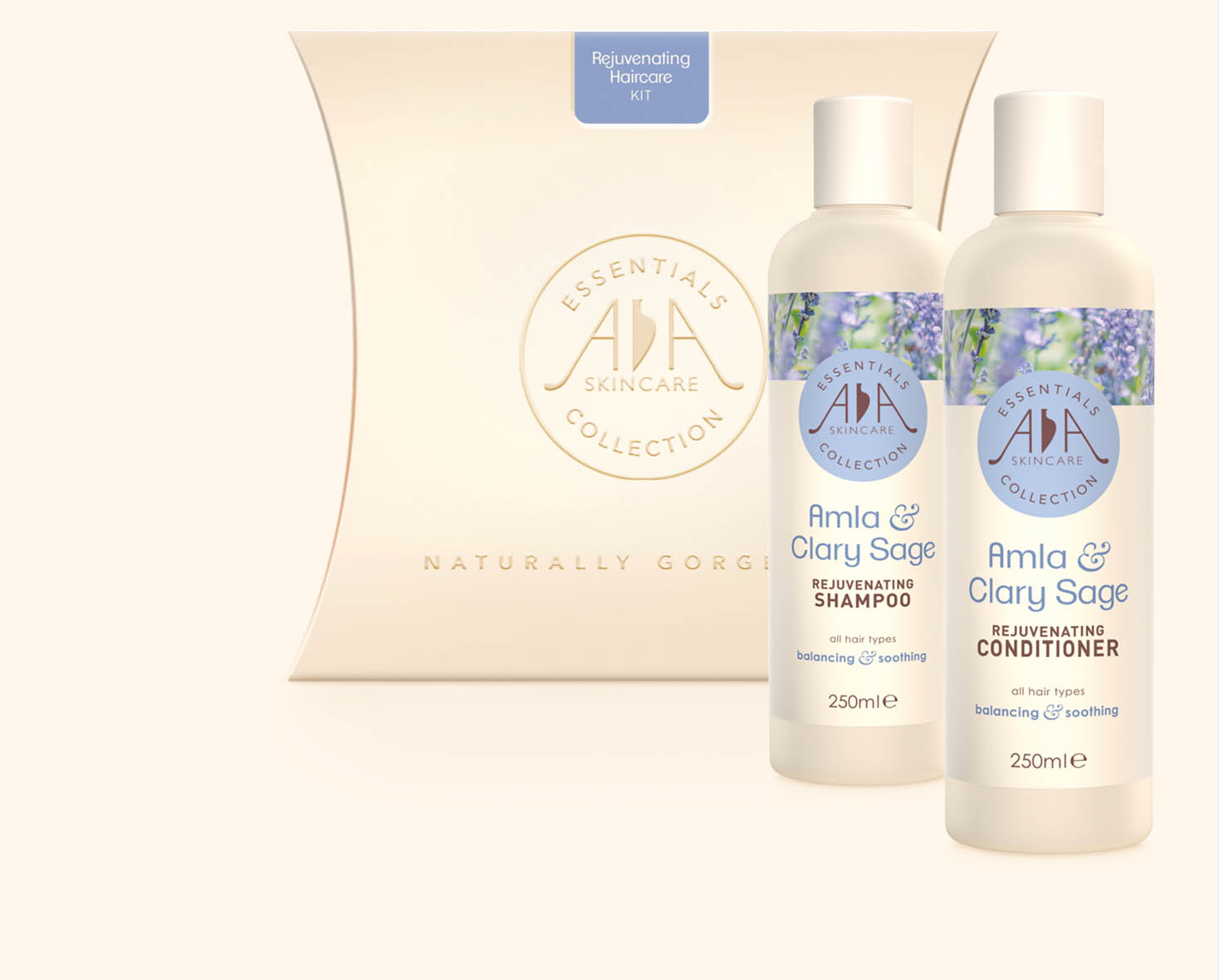 Rejuvenating Haircare Kit - AA Skincare