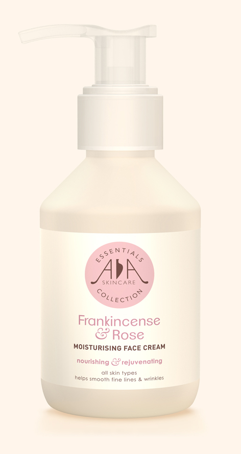 AA 200ml Salon Frankincense & Rose Face Cream