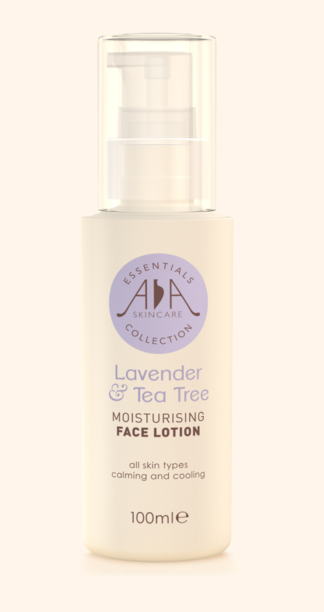 Lavender & Tea Tree Moisturising Face Lotion