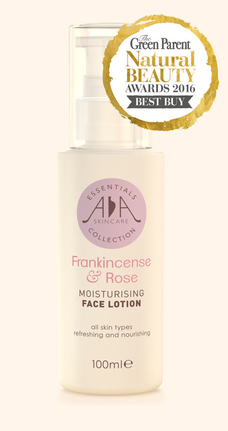 Frankincense & Rose Moisturising Face Lotion