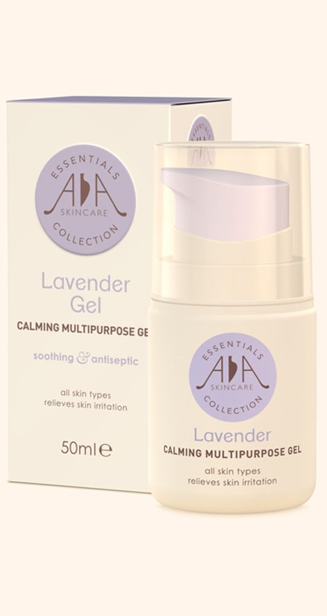 Lavender Gel Calming Multipurpose Gel