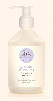 AA 500ml Salon Lavender & Tea Tree Face Gel