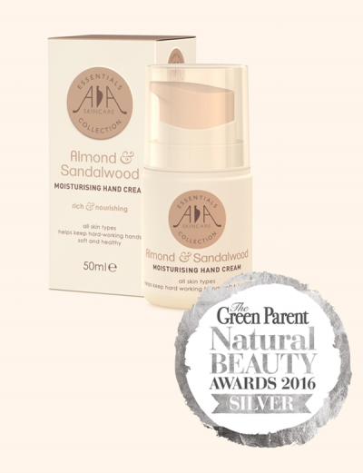 The Green Parent Natural Beauty Silver Award 2016