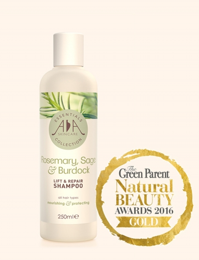 The Green Parent Natural Beauty Gold Award 2016