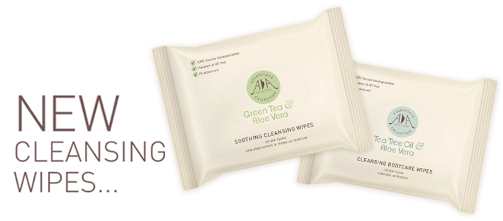 Natural Face wipes
