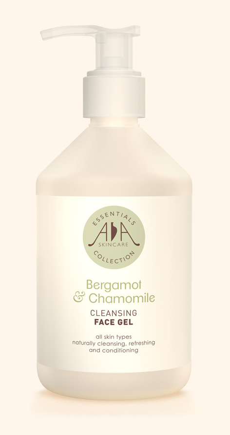 AA 500ml Salon Bergamot & Chamomile Face Gel
