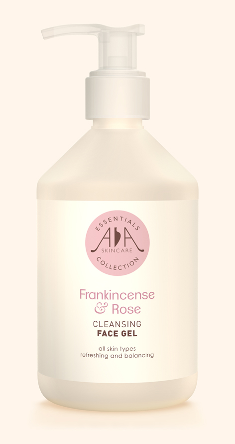 AA 500ml Salon Frankincense & Rose Face Gel
