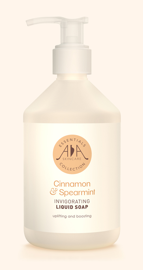 AA 500ml Salon Liquid Soap Cinnamon & Spearmint