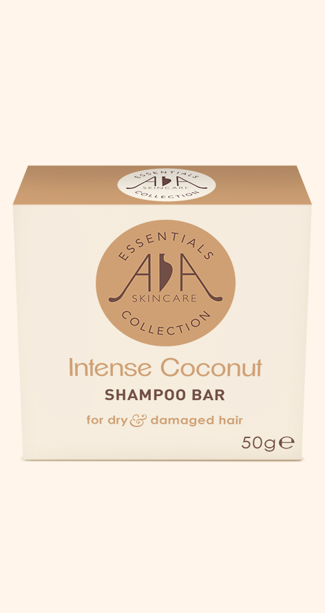Intense Coconut Shampoo Bar 50g