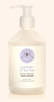 AA 500ml Salon Lavender & Tea Tree Face Lotion