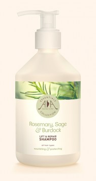 AA_500ml_salon_Shampoo_Rosemary, Sage & Burdock 472x890