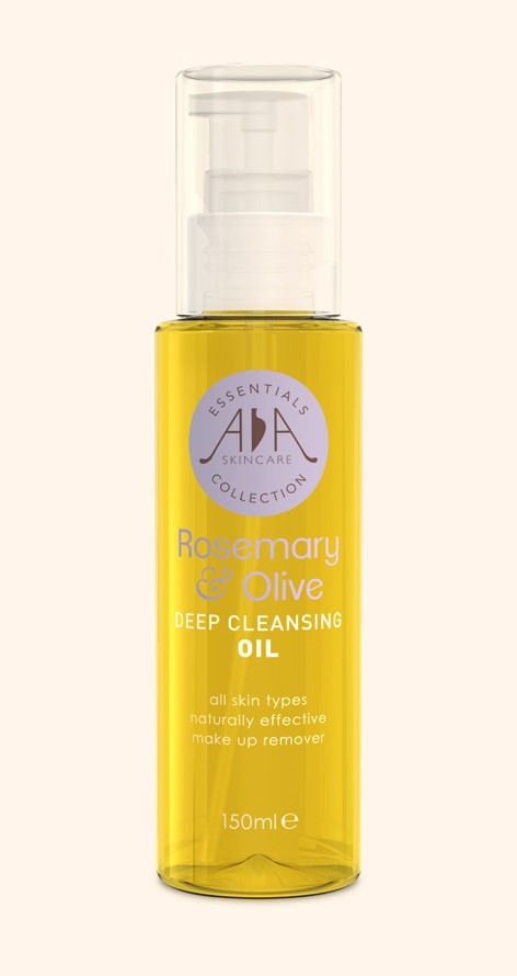 Rosemary & Olive. DEEP CLEANSING OIL